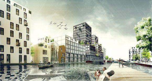 Kop-Grasweg-waterfront-brug-Noorderkaap-DELVA-Landscape-Architects-Studioninedots-amsterdam-noord-buiksloterham-hurks-alliantie-amvest